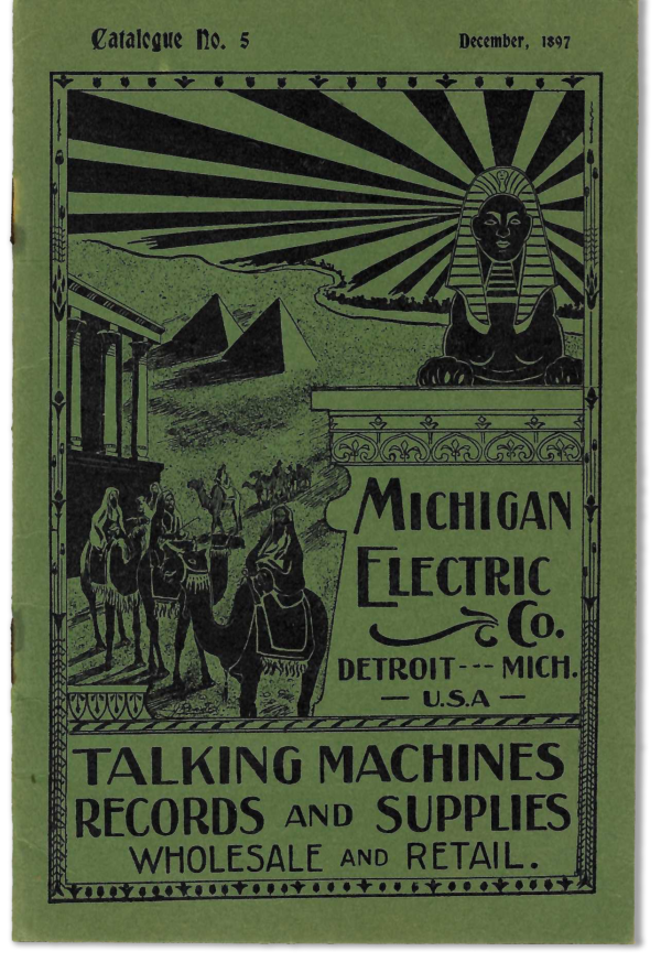 Michigan Electric Company: Between The Obscure and The Unknown